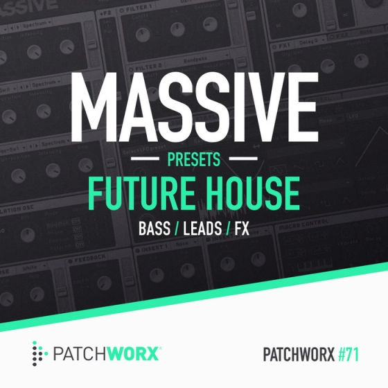 PatchWorx 71 Future House For Ni MASSiVE